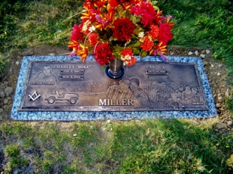 Miller, Charles & Carol 2 -- Memorial Park