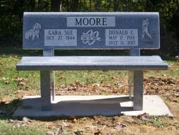 Moore, Donald and Gara- Bates Hill- 4-0