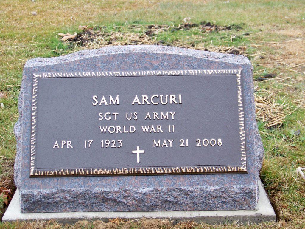 Arcuri Bronze Memorial