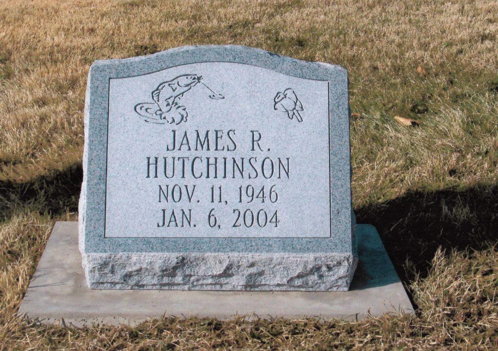 Hutchinson Slant Monument