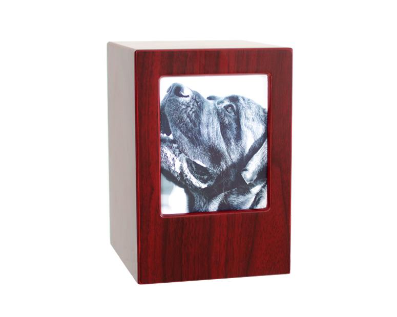 Photo Cremation Urn