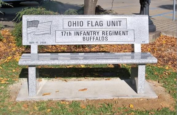 Ohio Bench Memorial