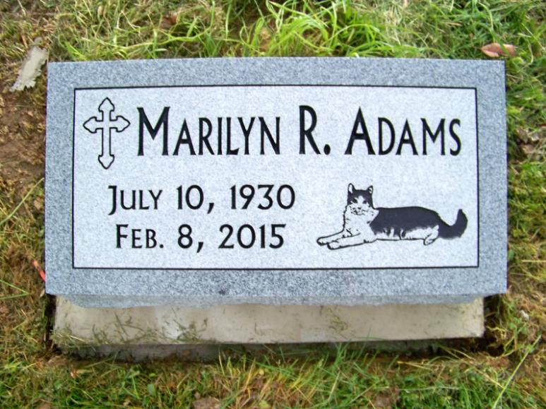 Adams Bevel Memorial