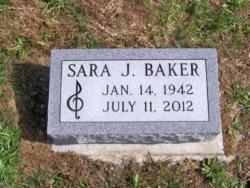 Sara J. Baker