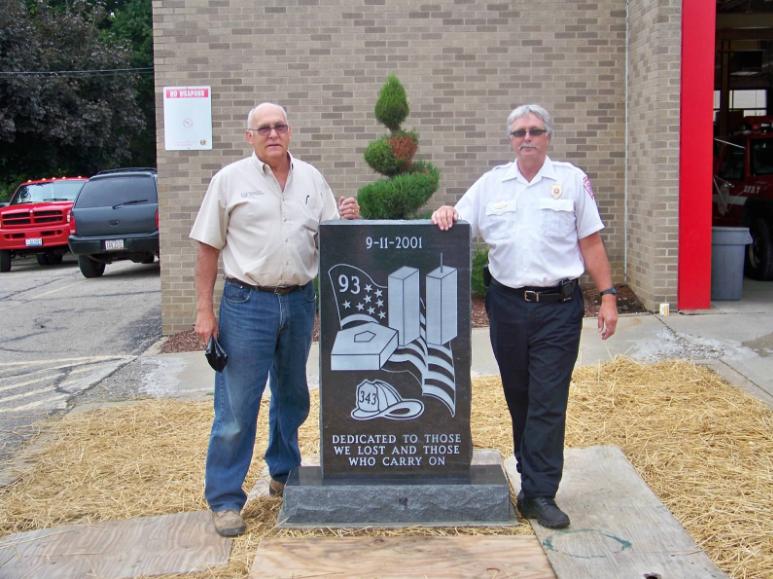 Firefighter Monument