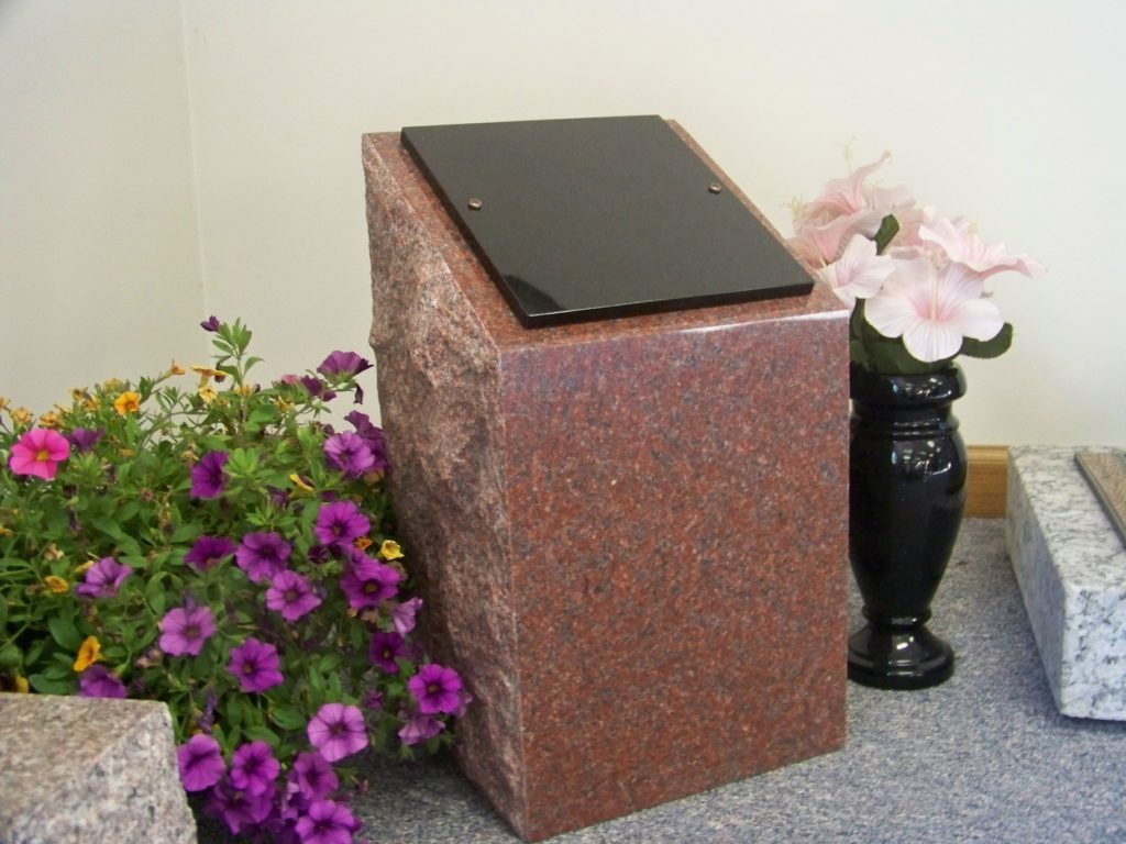 Cremation Pillar Memorial