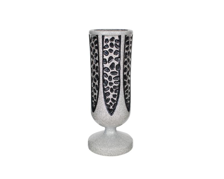 Crest Monument Vase