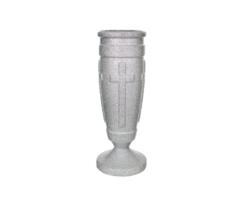 Regal Cross - Lawn/Flush Ground Vase