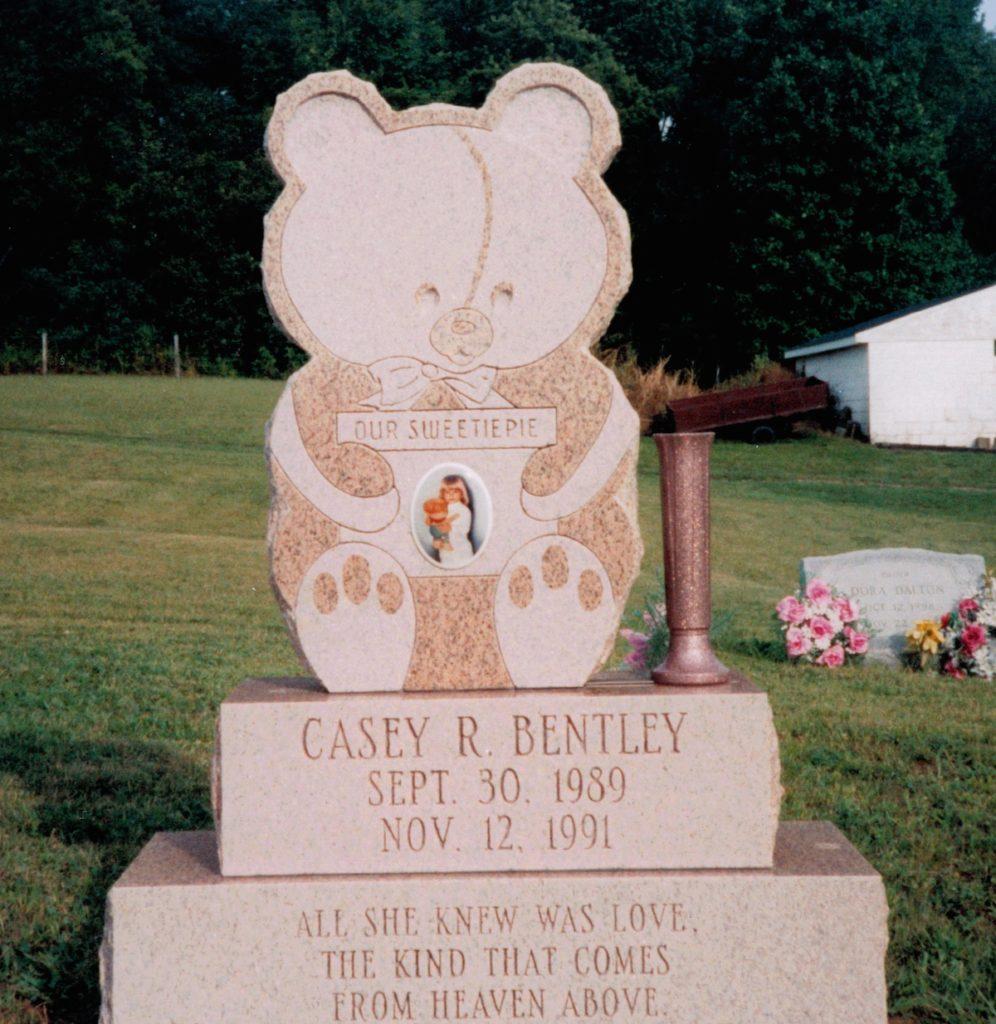 Bentley Bear Child Memorial