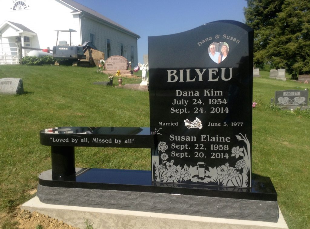 Bilyeu Bench Memorial