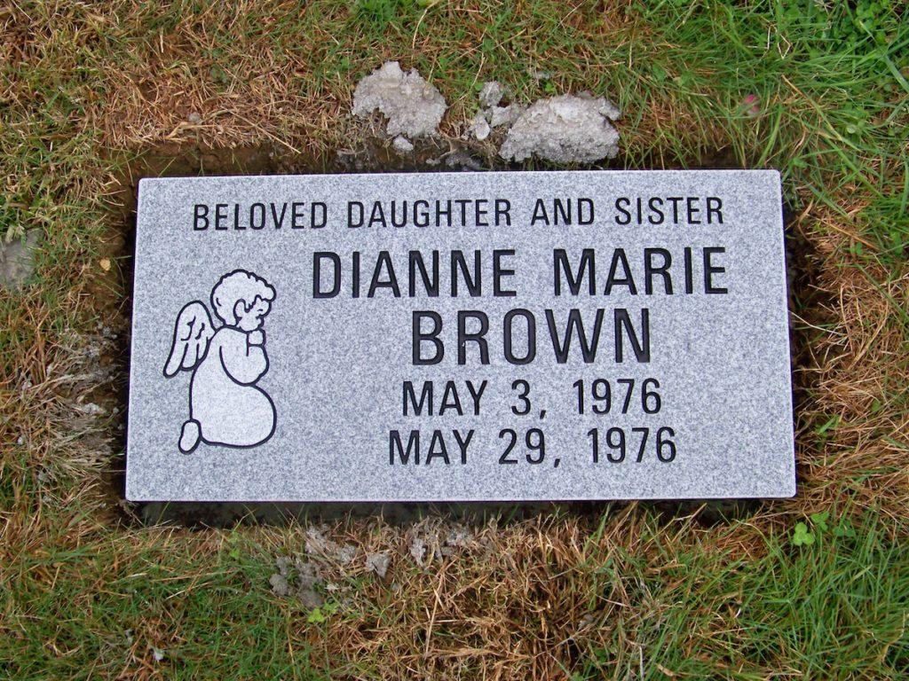 Brown Child Memorial