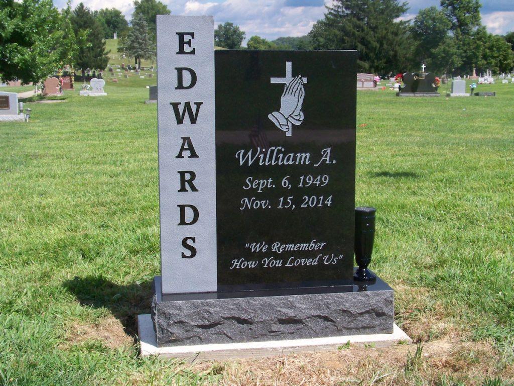 Edwards Upright Monument