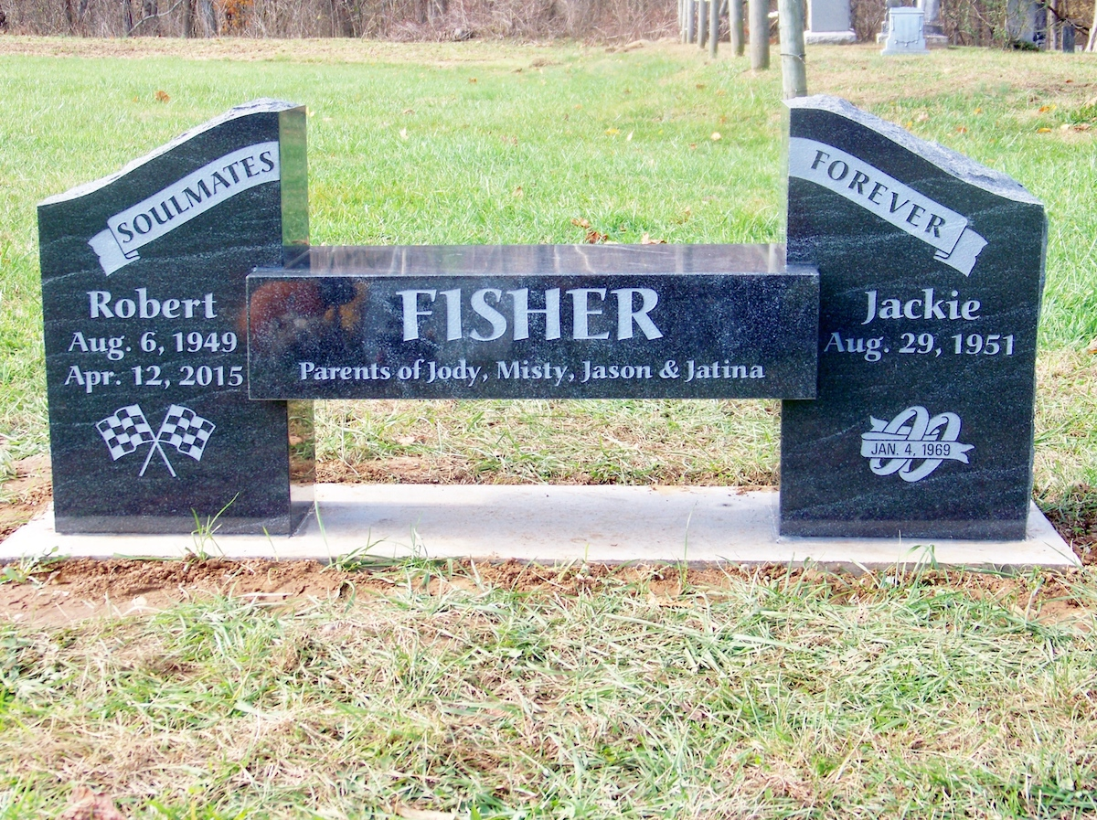 Fisher Bench Memorial