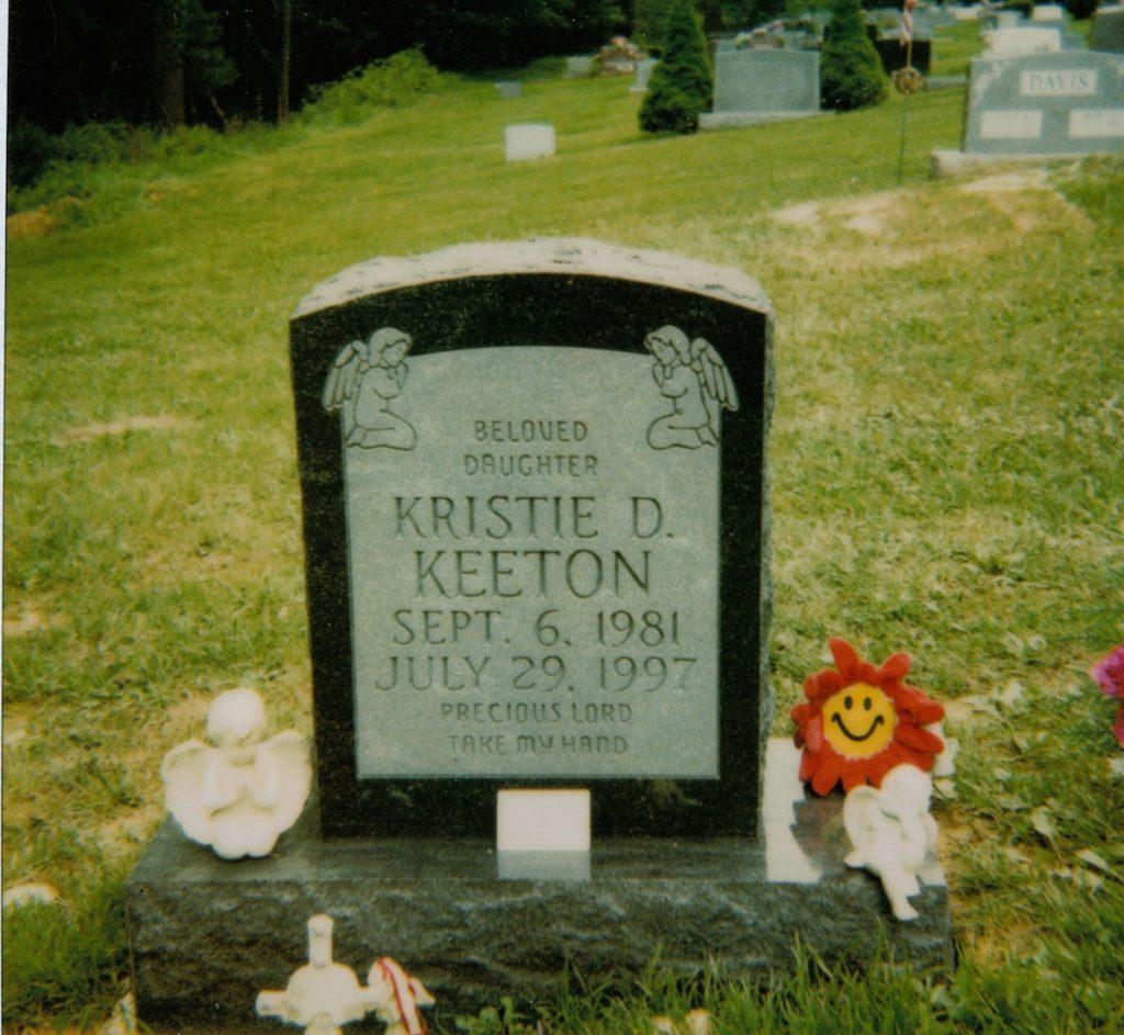 Keeton Child Memorial