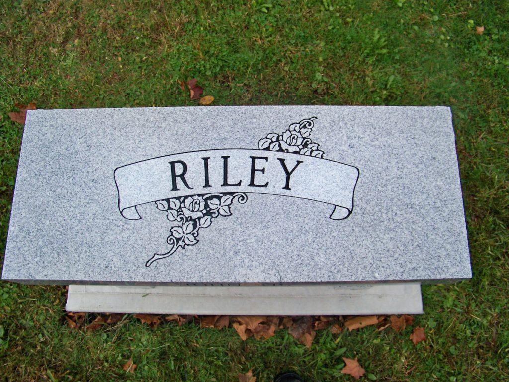 Riley Bench Memorial