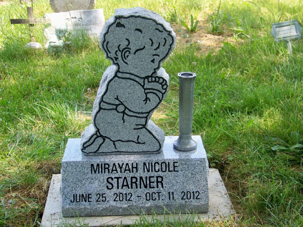 Starner Child Memorial