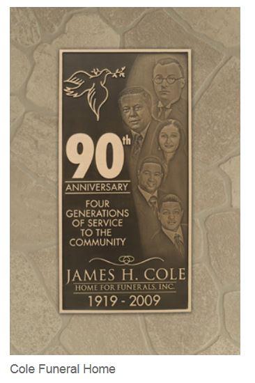 Legacy Bronze Plaque