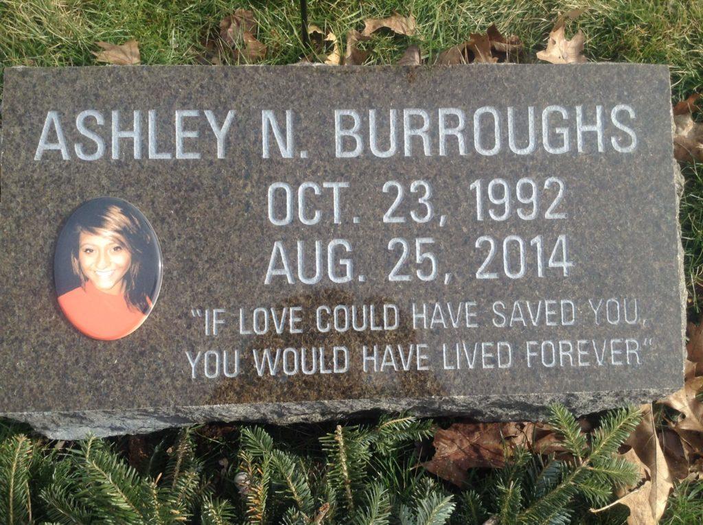 Burroughs Bevel Memorial