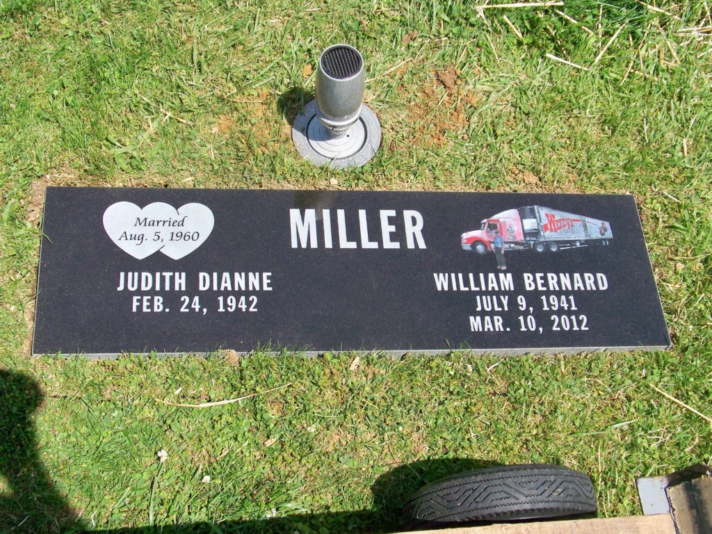 Miller Flush Flat Memorial