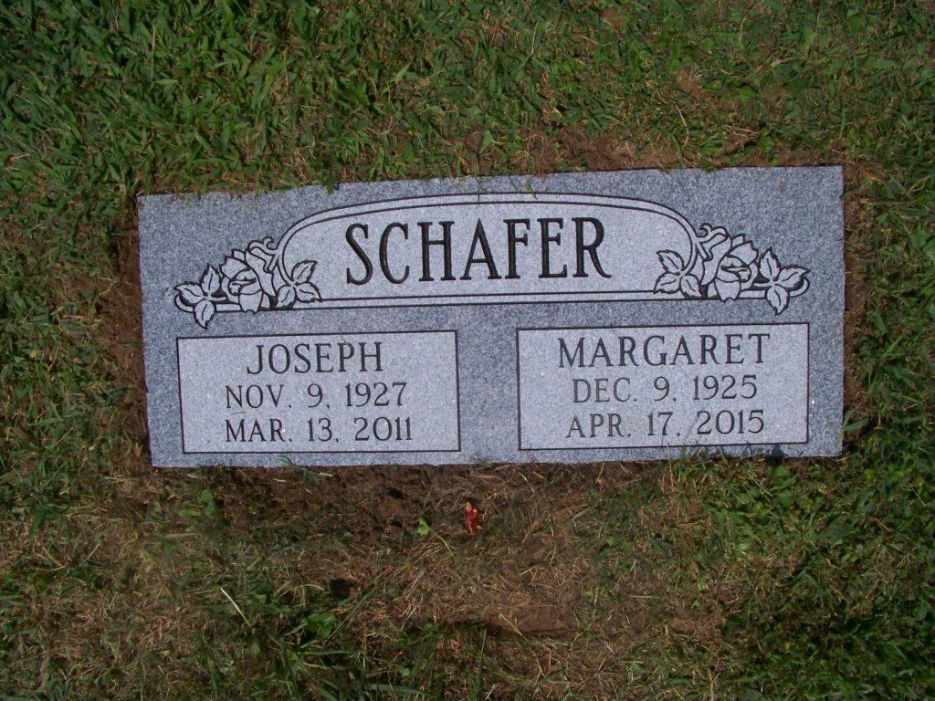 Schafer Flush Flat Memorial