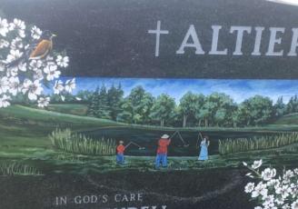 Altier, Paul W. Millerstown Cemetery, 3 0, Amer. Black II