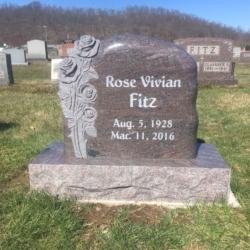 Fitz, Rose Vivian Duncan Falls, 2 0, Paradisio