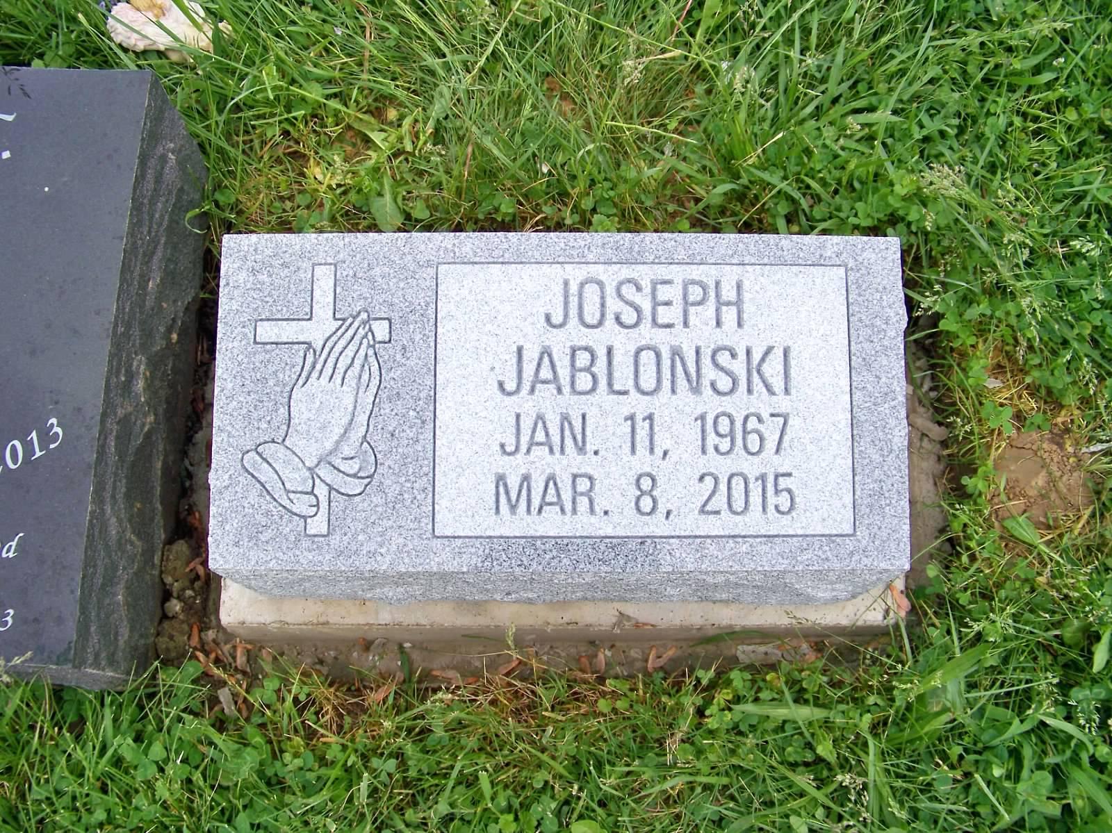 Jablonski Bevel Marker