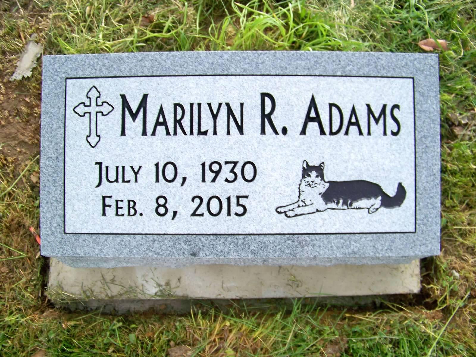 Adams Bevel Marker
