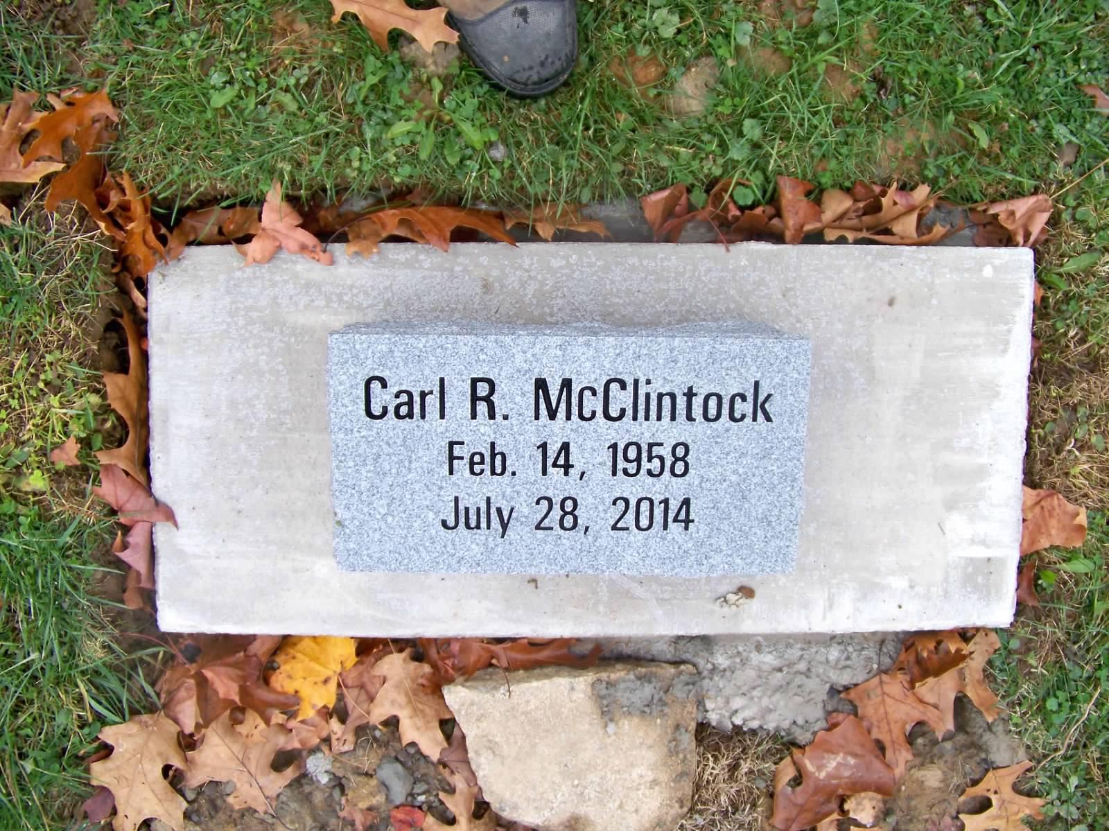 McClintok Bevel Marker