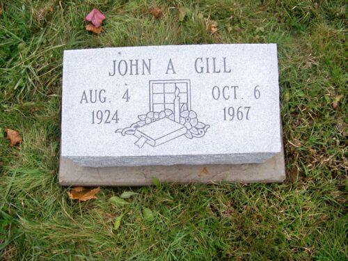 Gill Bevel Marker