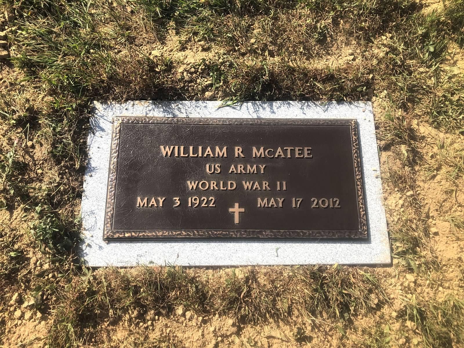 McAtee Bronze Memorial
