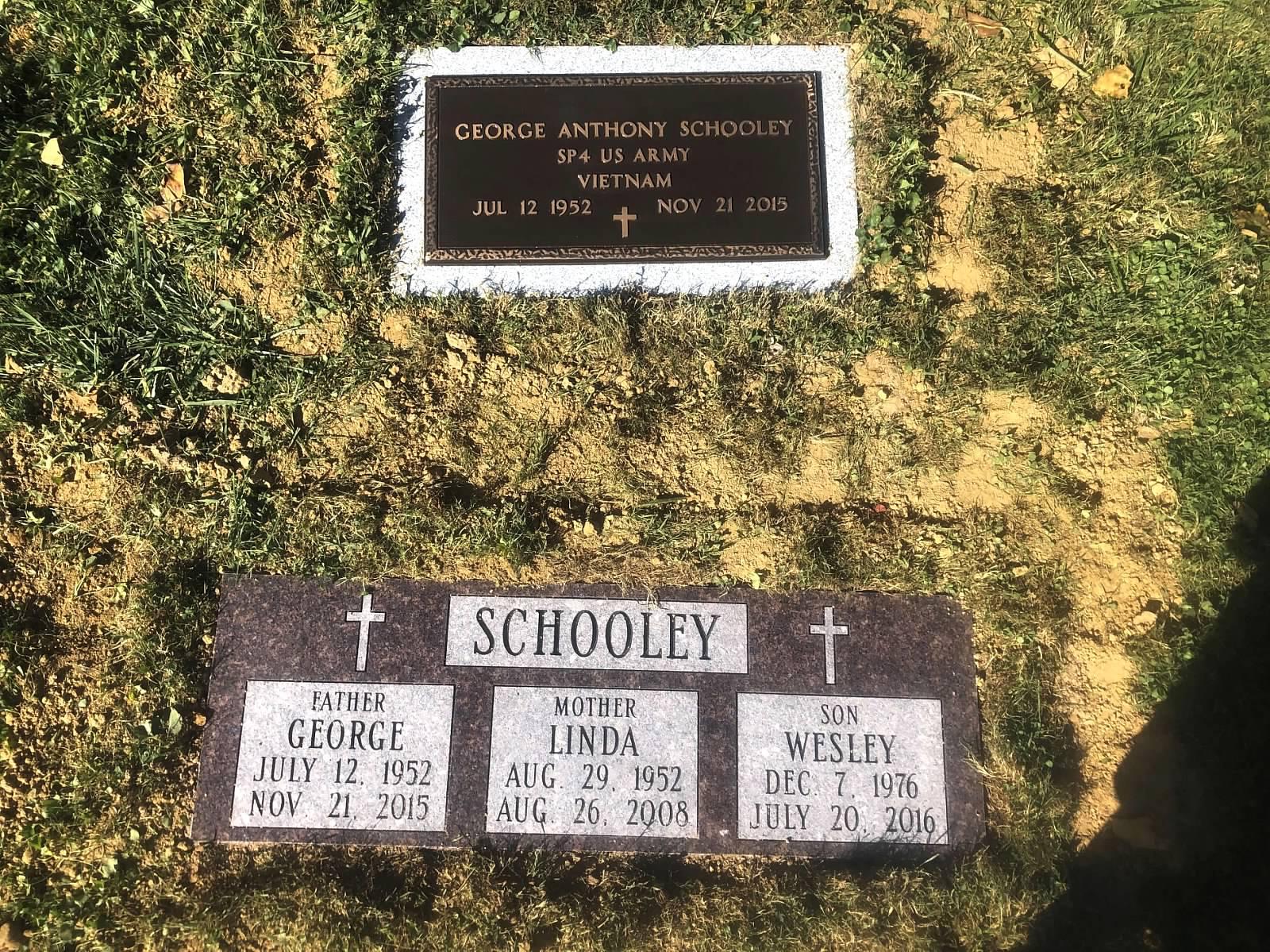 Schooley Bronze and Estate Markers