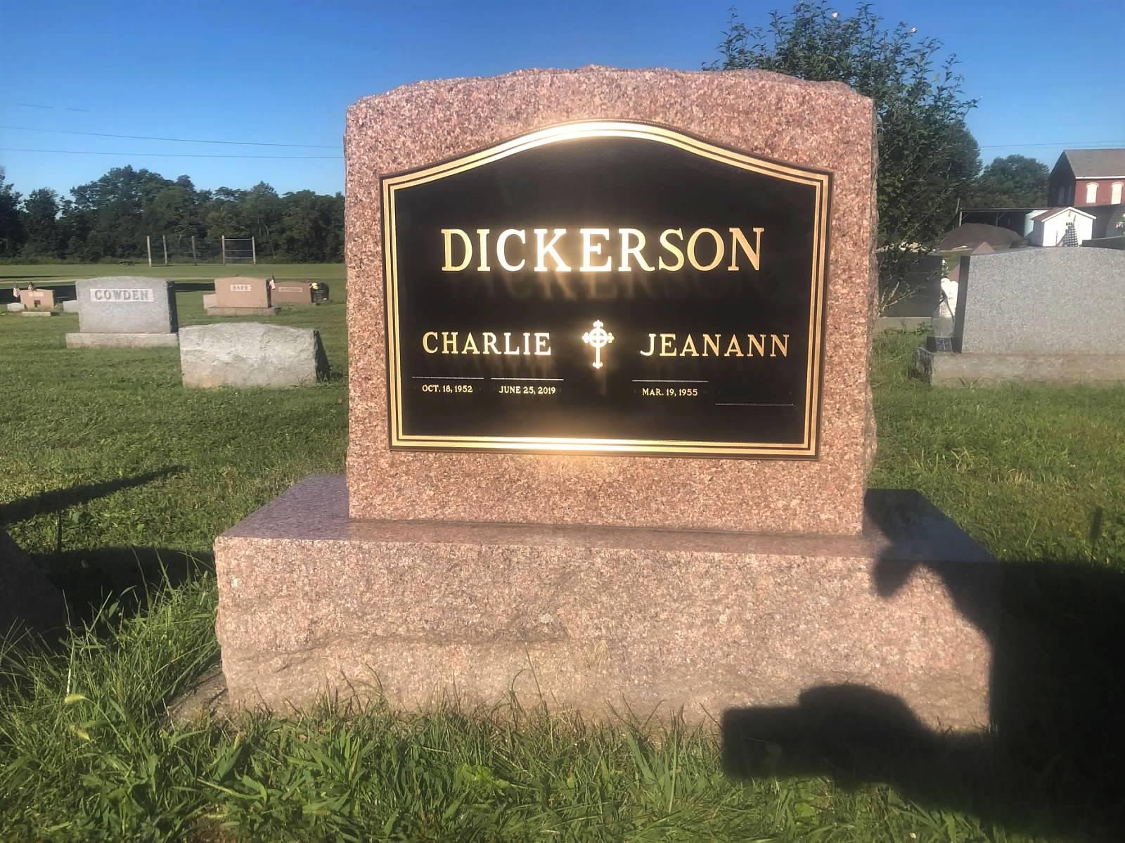 Dickerson Bronze Upright