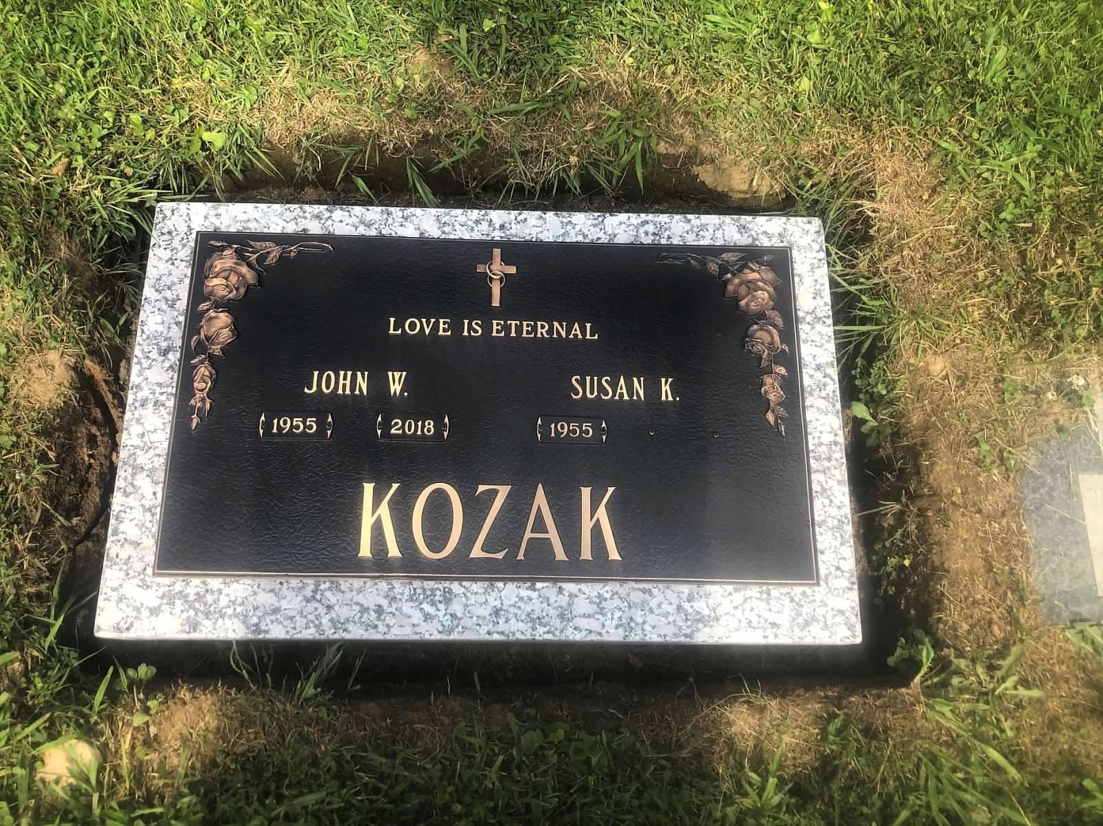 Kozak Bronze Memorial