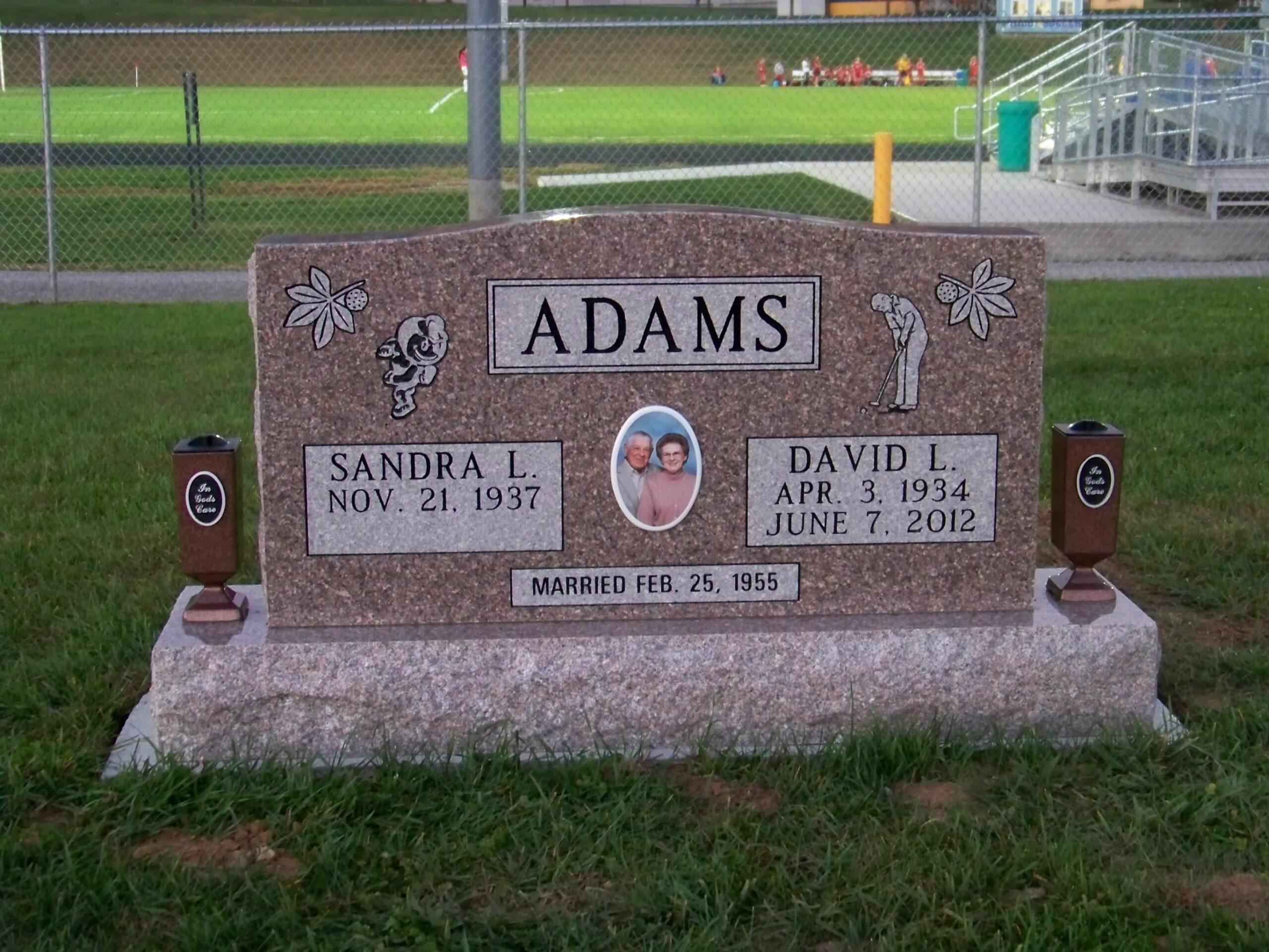 Adams, Sandra L.