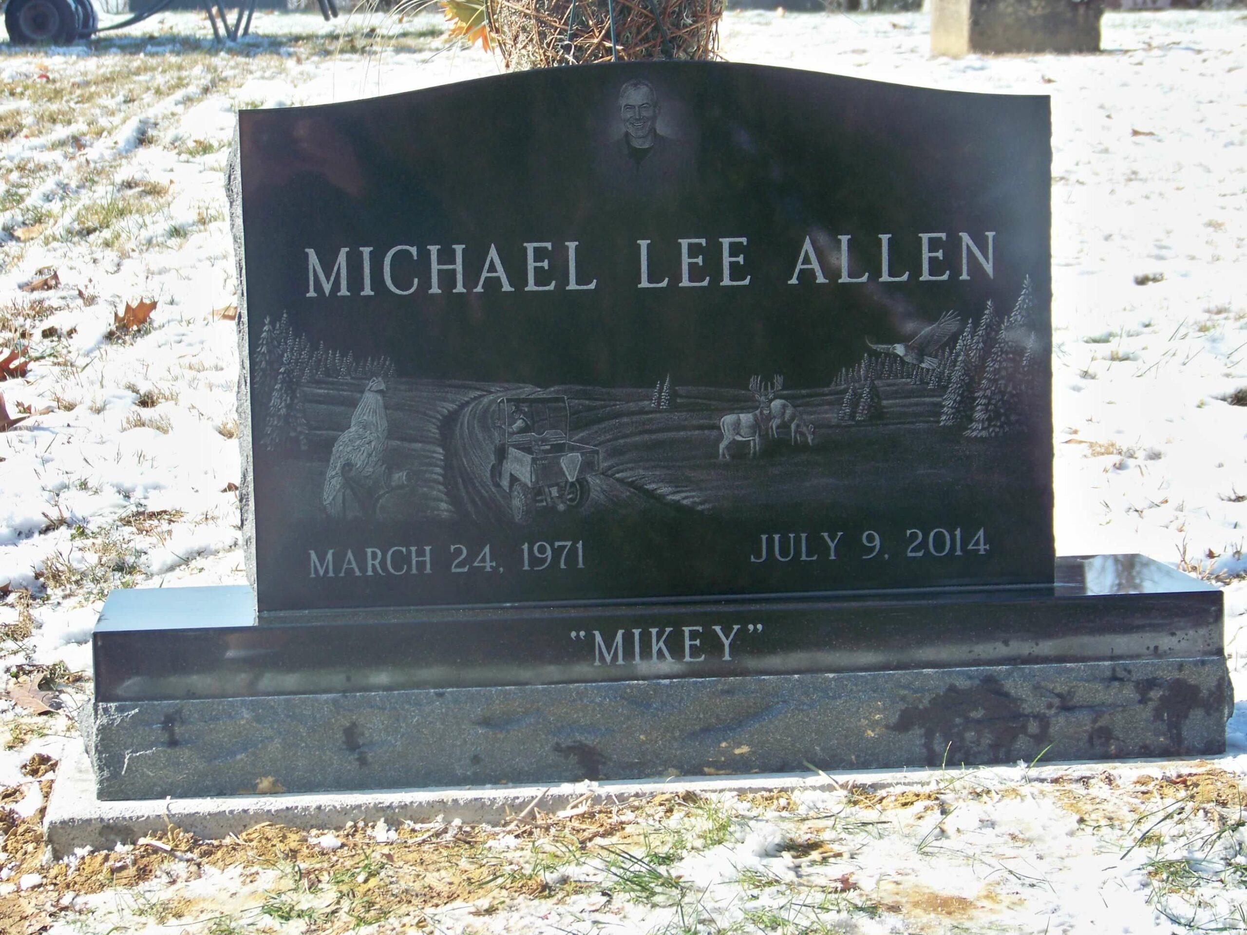 Allen, Michael-Mt Zion- Quaker City