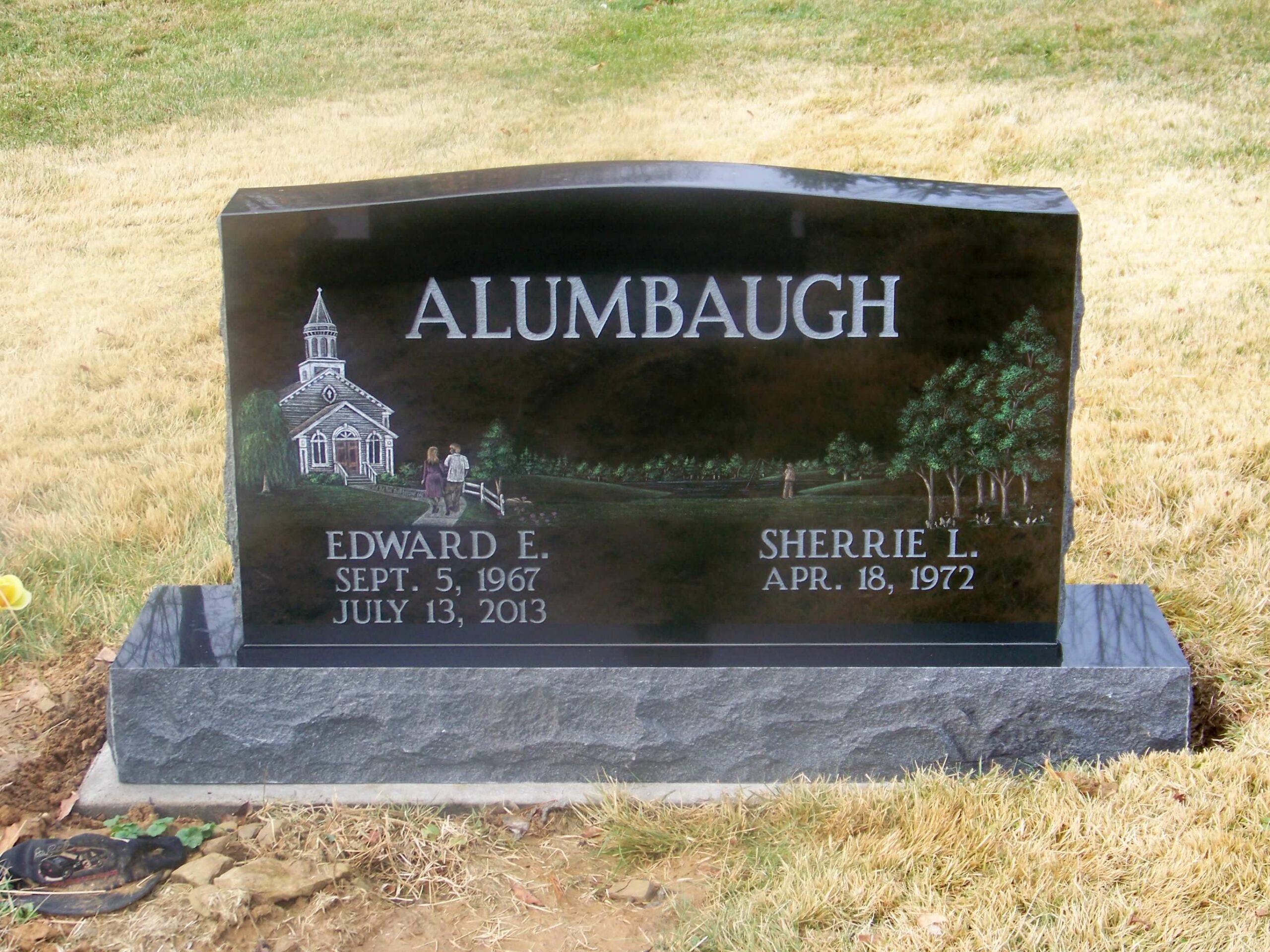 Alumbaugh, Edward