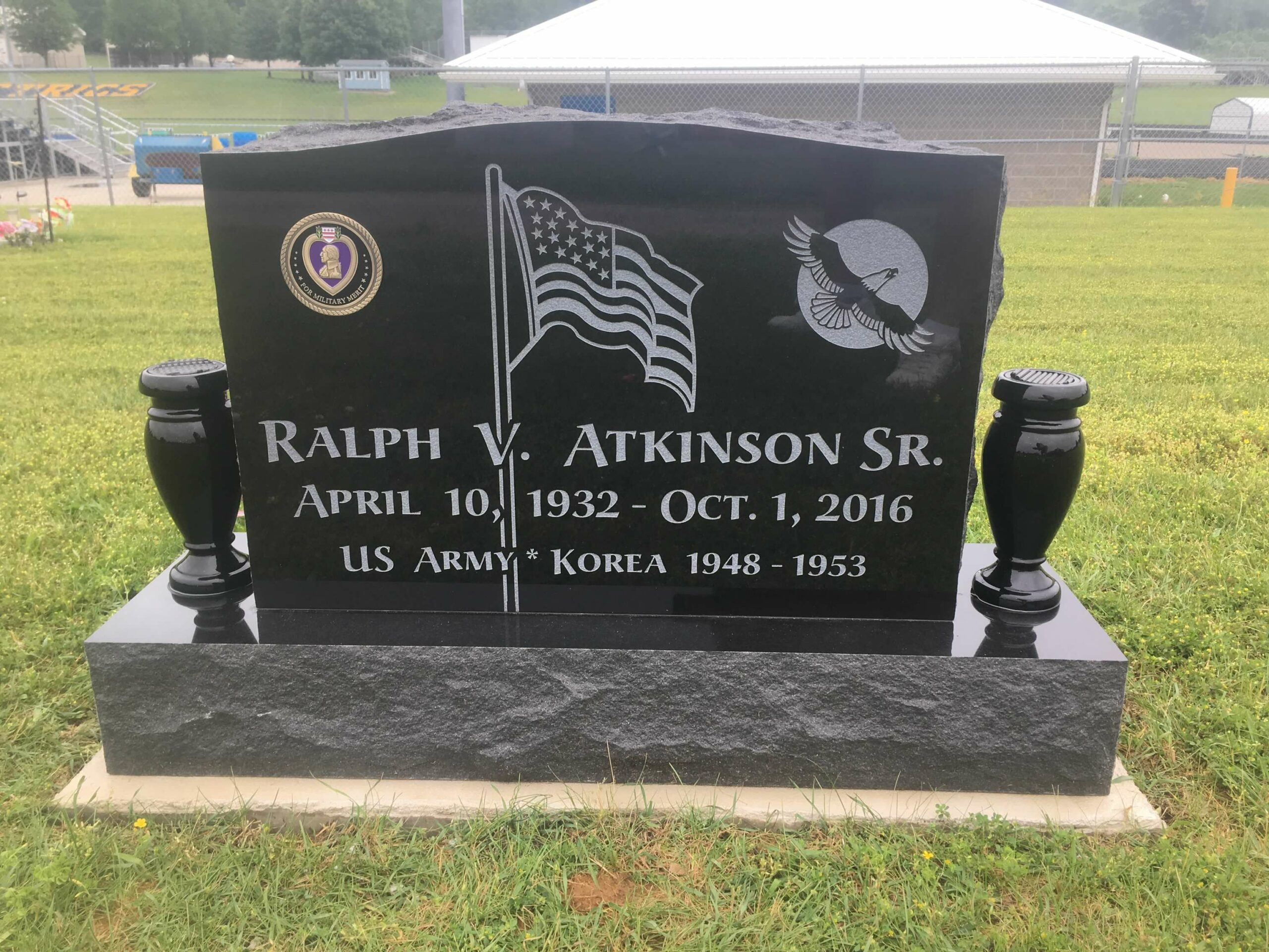 Atkinson, Ralph Sr.-Duncan Falls, 2-6, Jet Blk