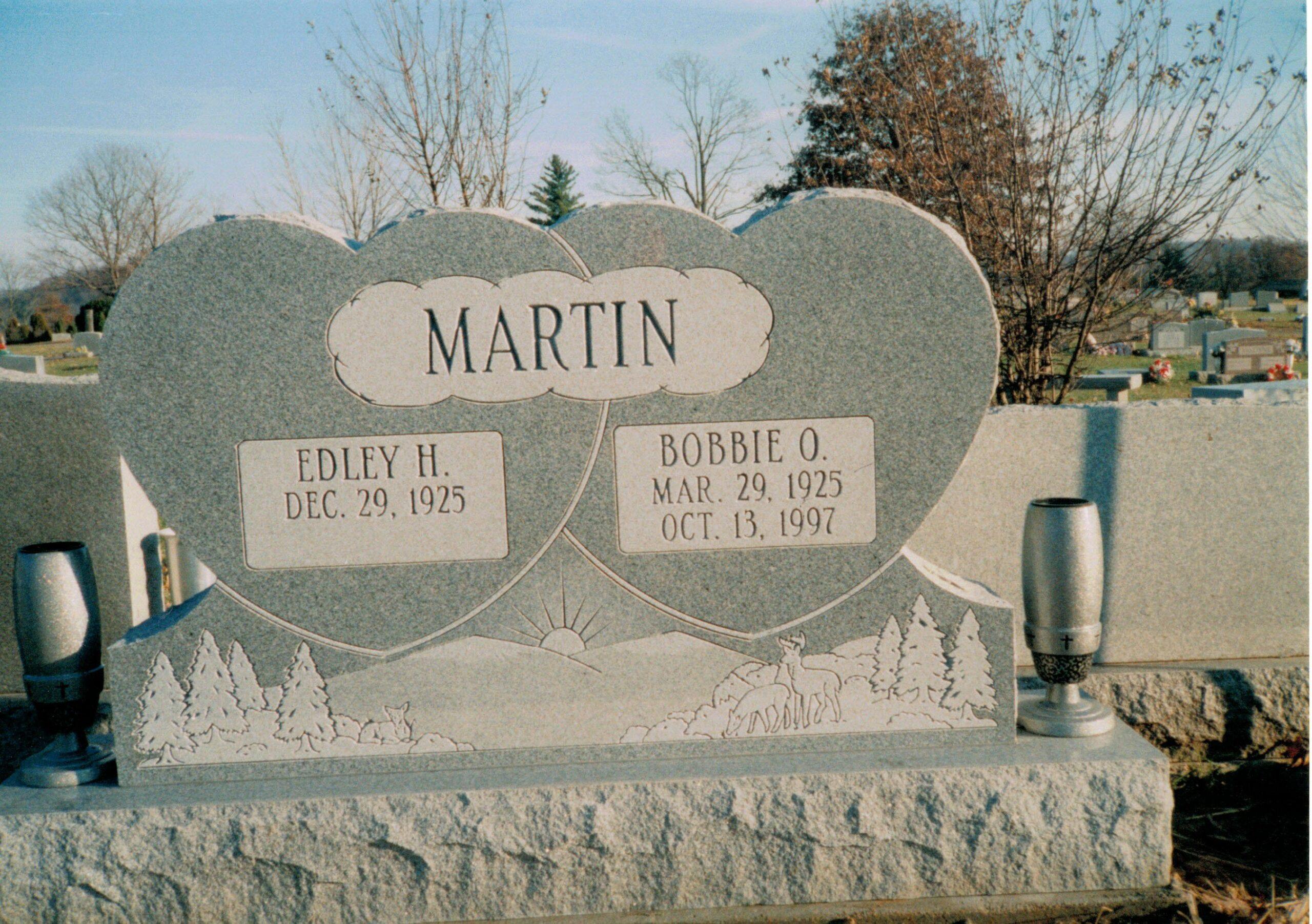 Martin, Edley and Bobbie