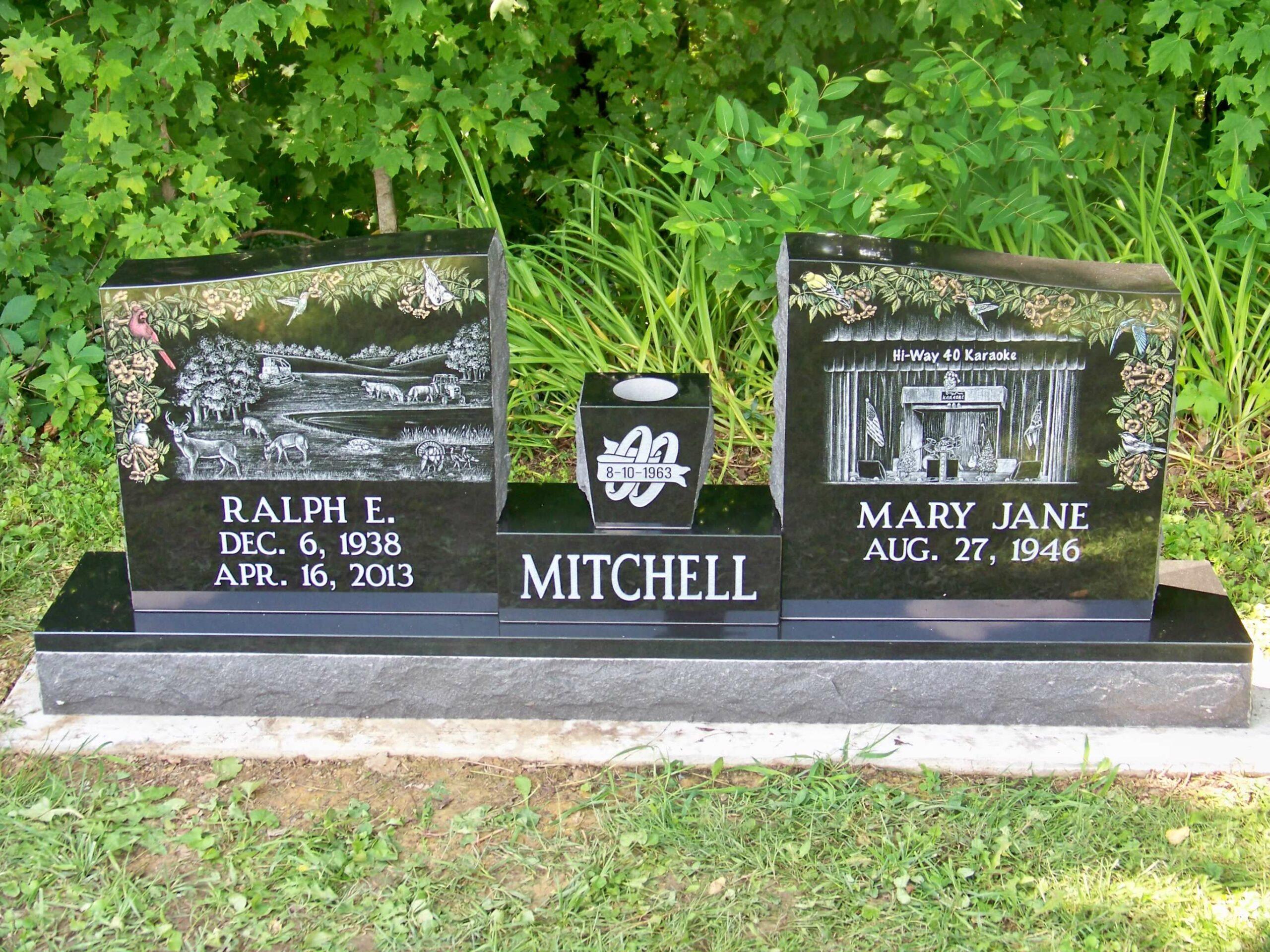 Mitchell, Mary Jane