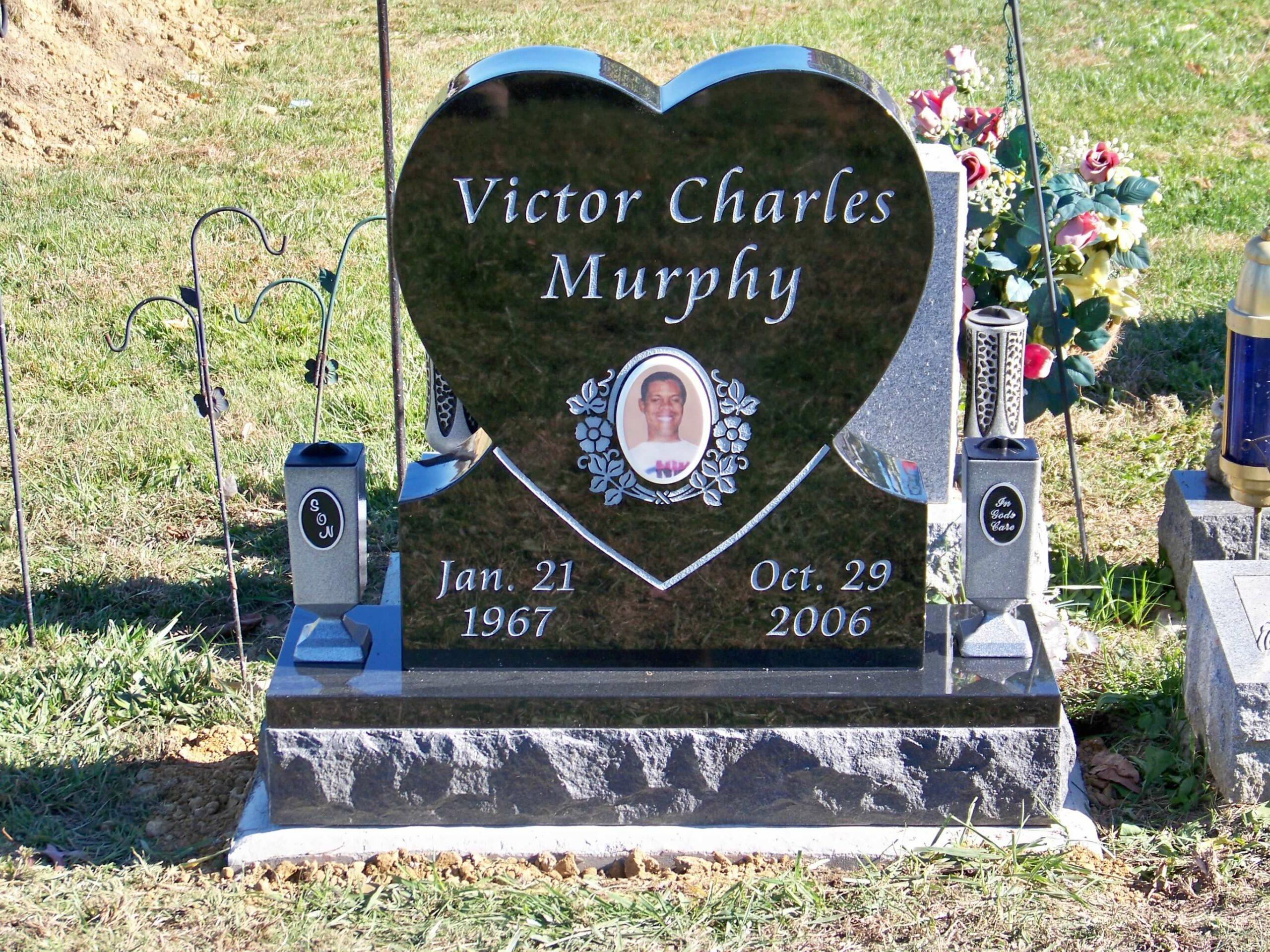 Murphy, Victor Charles