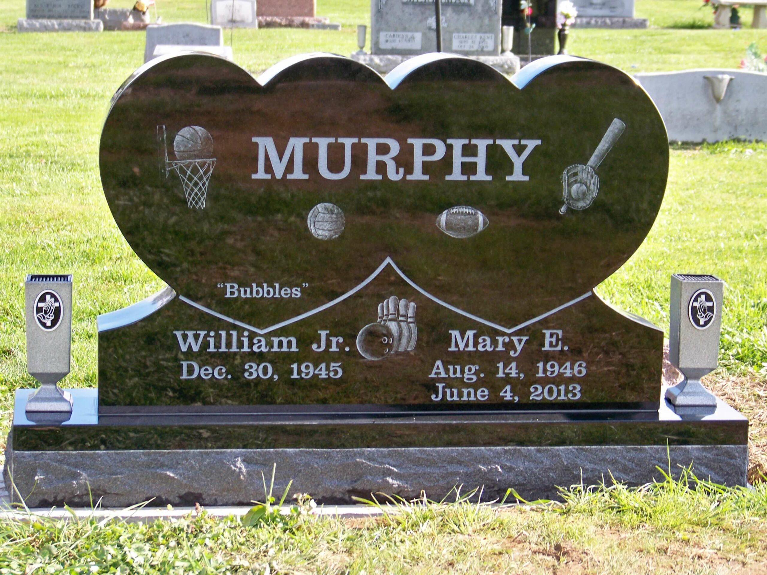 Murphy, William