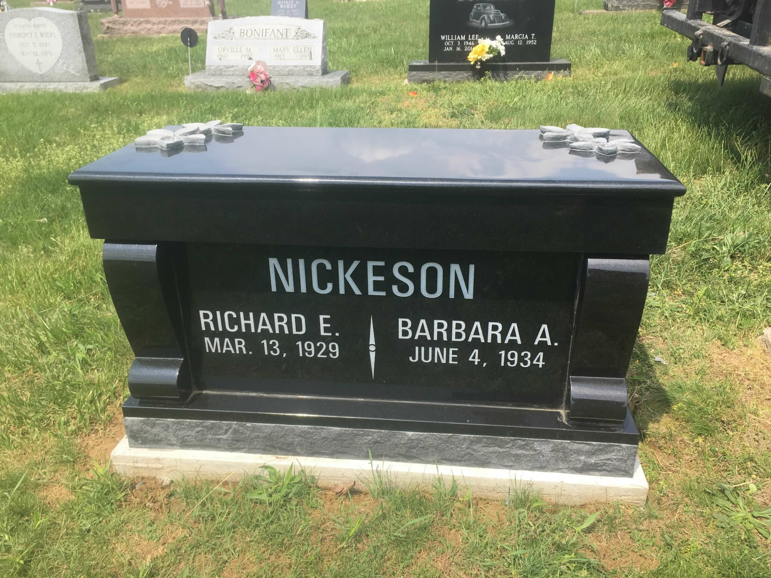 Nickeson, Richard