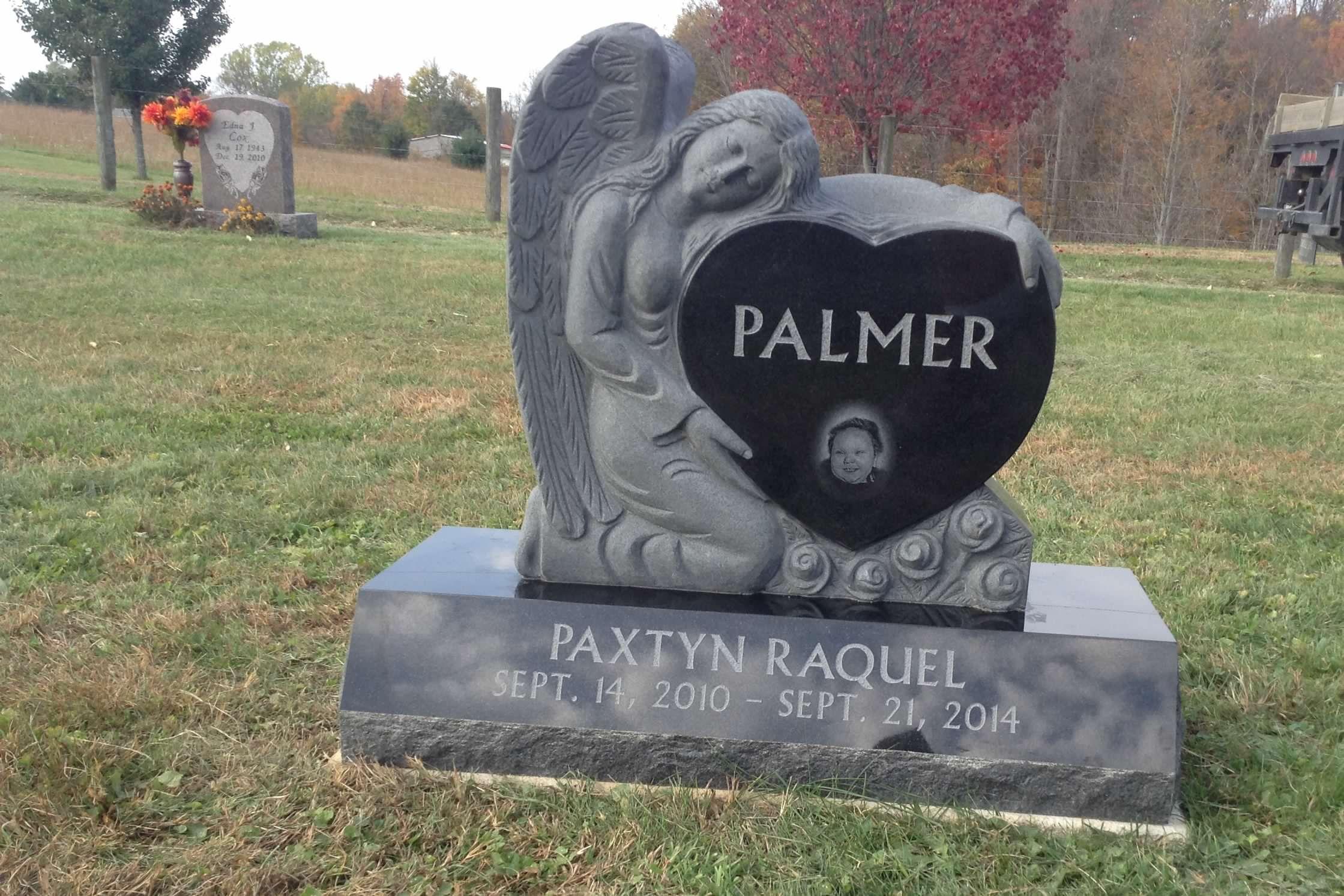 Palmer, Paxtyn-Zion Cem. Claysville, 1-8