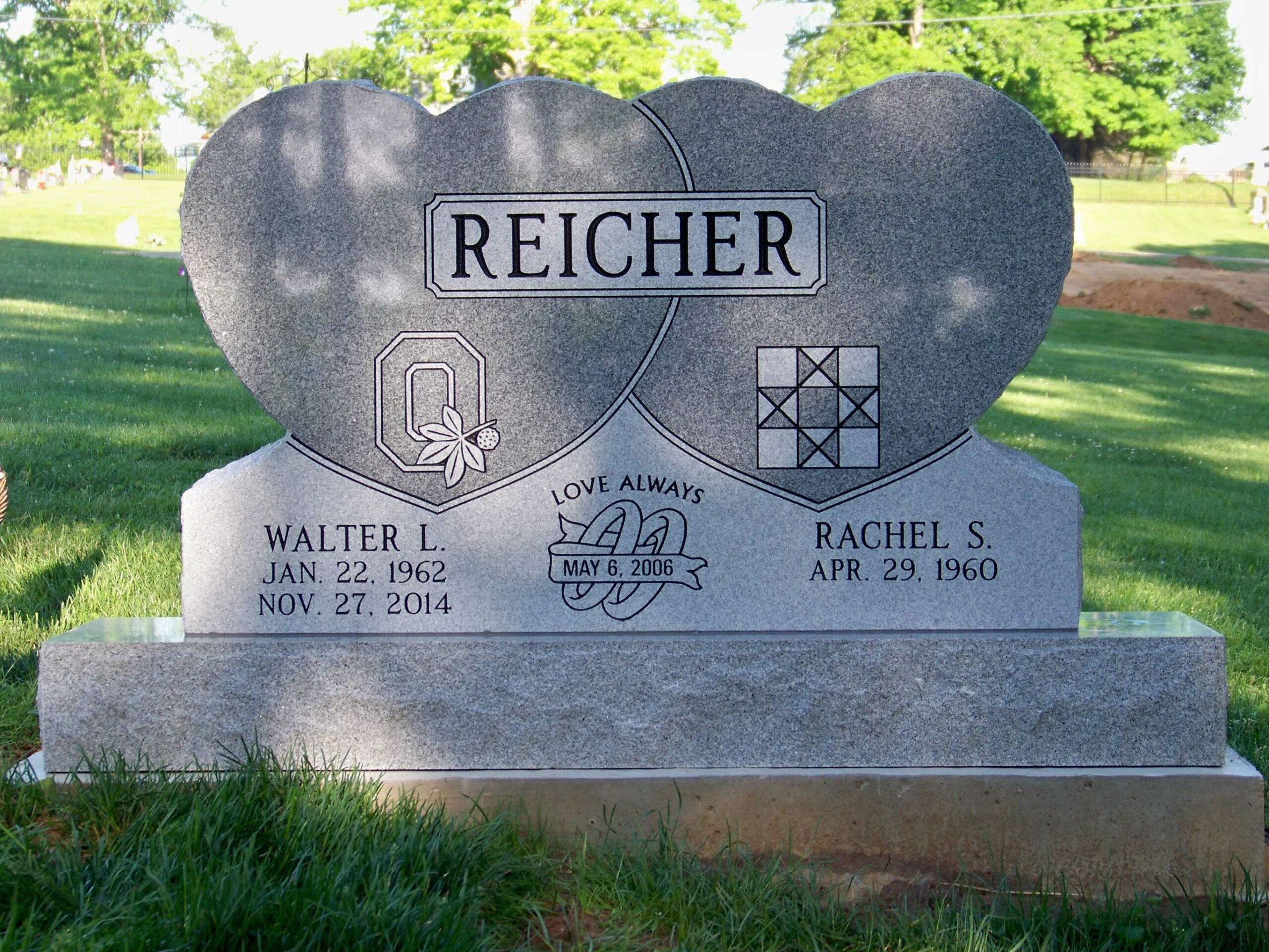 Reicher, Walter L