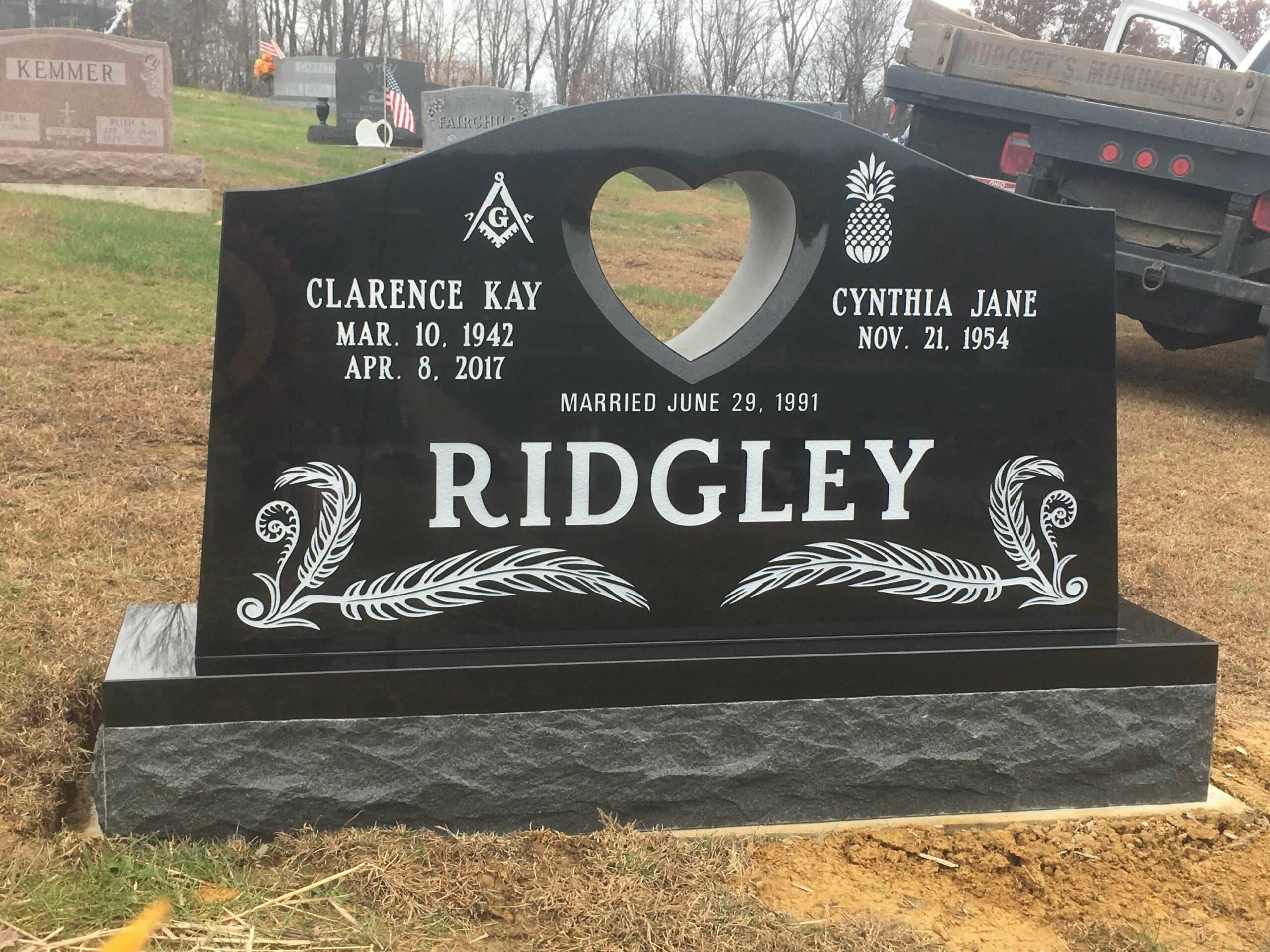 Ridgley, Clarence K.
