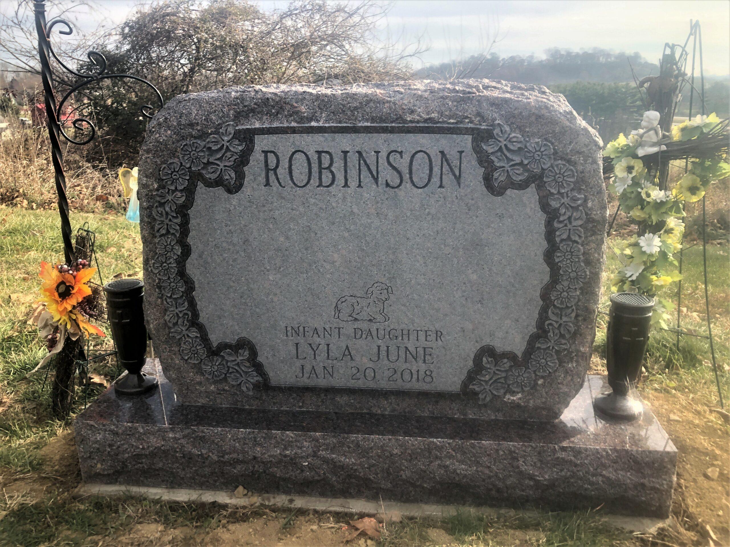 Robinson, Lyla June - Old Washington Cem., 3-0, Mahogany