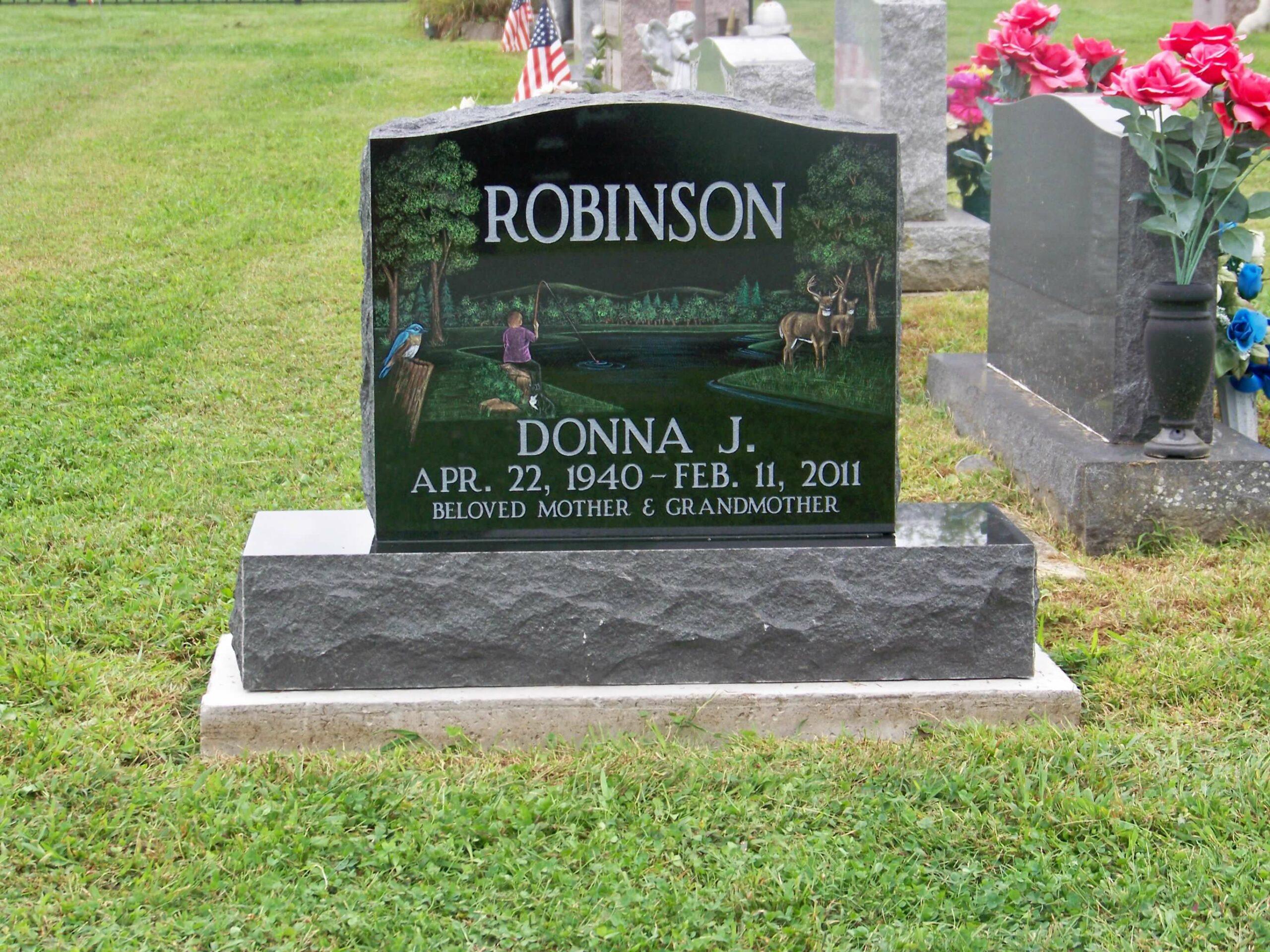 Robinson - Northwood Cemetery