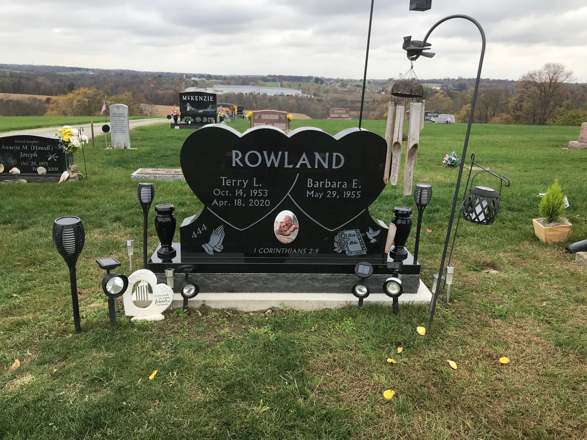 Rowland, Terry
