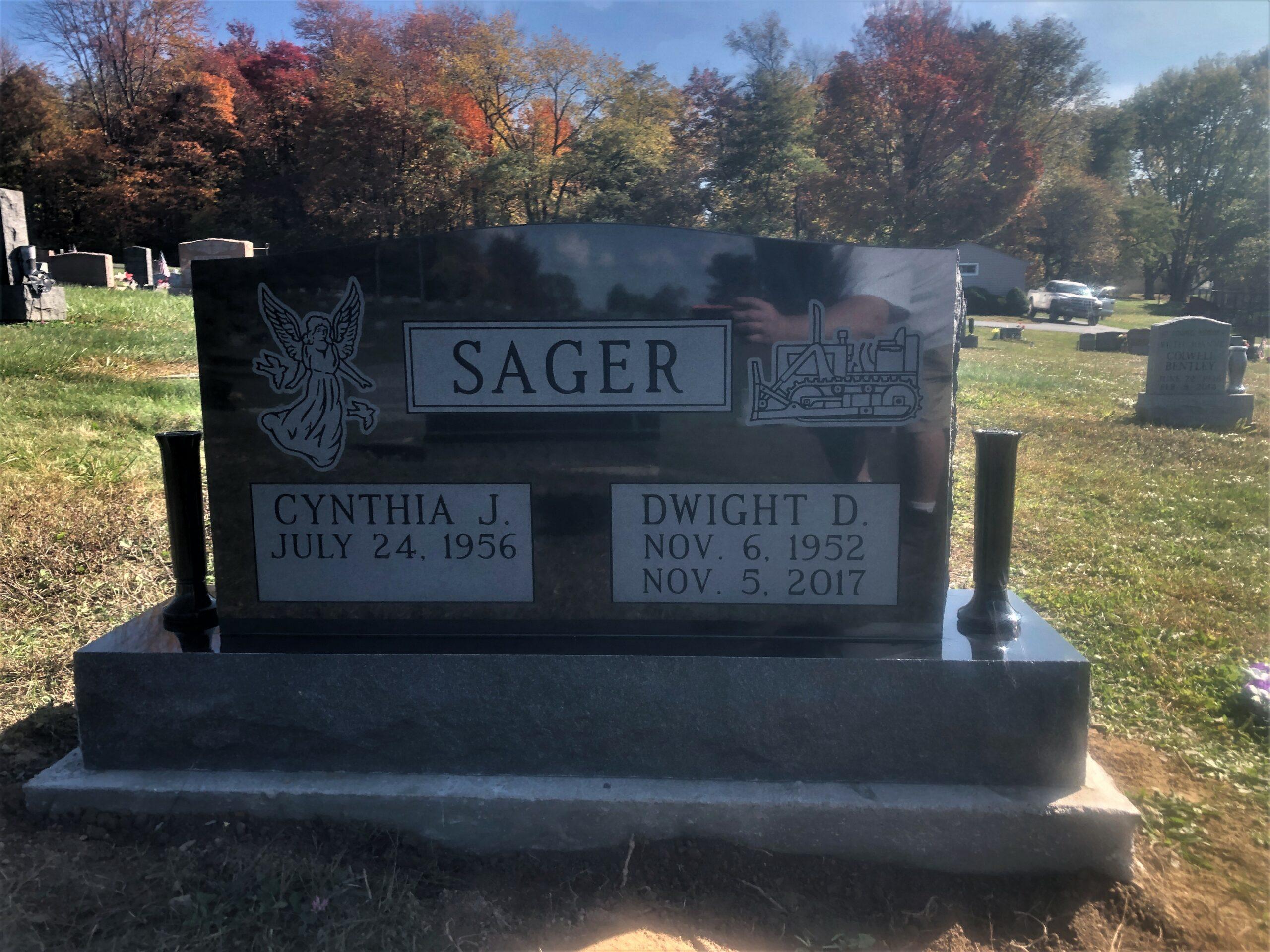 Sager, Dwight